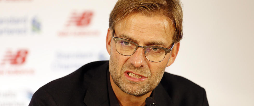 United-legende mener Klopp feilet foran pressen