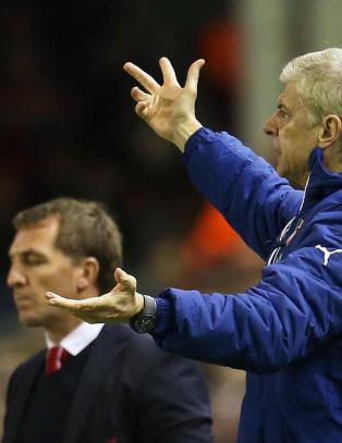 Wenger langer ut etter sparkingen av Rodgers: - Det er vanskelig � fatte