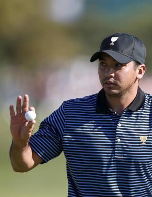 Golfstjerne �penhjertig om sin far i oppveksten: - Han slo meg med begge hender