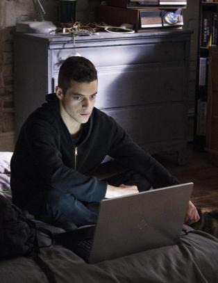 Kniste du av hackingen i ukas �Homeland�? Sjekk heller ut �Mr. Robot�