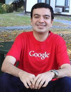 Kj�pte Google.com og eide verdens st�rste domene i ett minutt