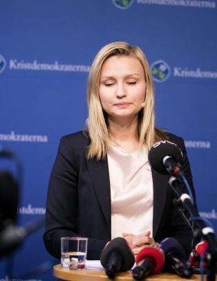 Sverigedemokraterna vil ha nyvalg etter sjokkavstemning