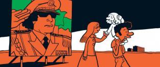 Tegnerserieromanen �Fremtidens araber� f�r deg til � forst� mer av flyktningekrisa
