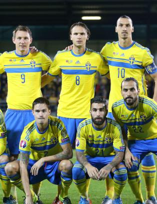 Svenskene dr�mmer om Norge i playoff