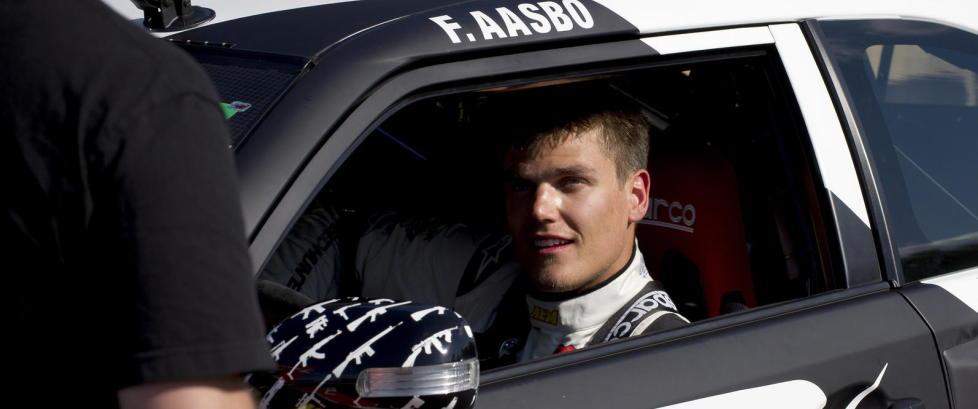 Aasb� ble verdensmester i drifting: - Helt vanvittig