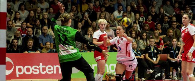 Norsk sliteseier mot Litauen i EM-kvalifiseringen