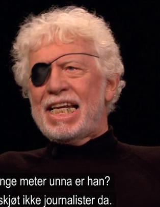 Israel-venner raser mot NRK og �Lindmo� etter intervju med Odd Karsten Tveit