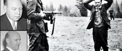 �Norges verste nazister�: To leger slapp billig unna