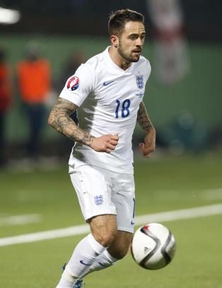 Ti strake for England