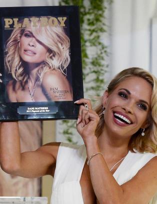 Avis: - Playboy slutter med nakne kvinner