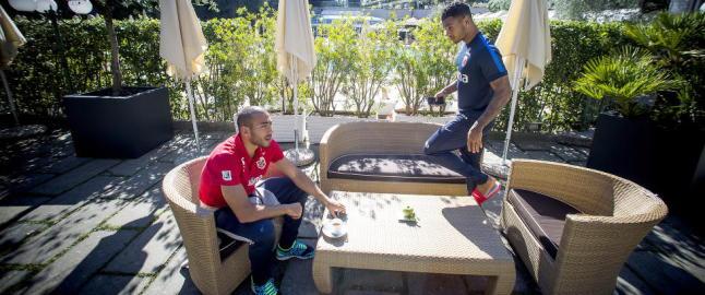 King om Lazio-stjerne: - Spesiell type. Han bytter telefon hver m�ned