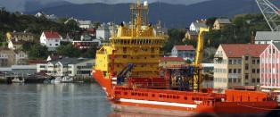 Offshorekrisen: N� er det snart 70 skip i opplag