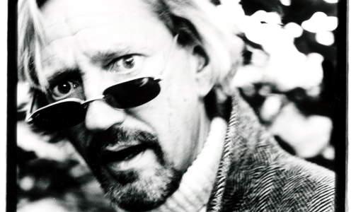 GIKK BORT LILLE JULAFTEN: Frank Krog (54). Foto: Dagbladet