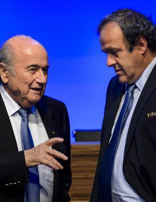 Hevder Platini-avtalen var hemmelig for alle