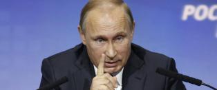 Putins indre krets: Kapper b�nd til gamle venner