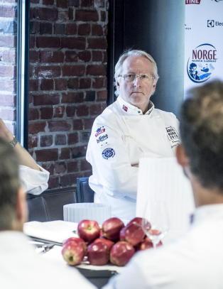 DIREKTE: Hellstr�m avgj�r Norges beste kokk