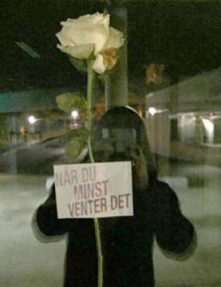 Mystisk rosebeskjed skapte frykt p� norske skoler