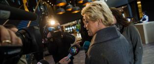 Finansminister Siv Jensen om dagens stortingsvedtak: - Dette blir ikke enkelt