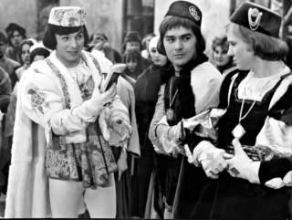 FIKK KJÆRLIGHETSBREV FRA NORGE: Prinsen i den klassiske filmen fra 1973.