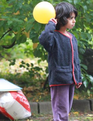 Norske kommuner kvier seg for � ta i mot flyktningbarn