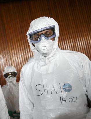 - Innsatsen mot ebola reddet 40 000 liv