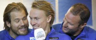 Kristoffersen er n�kkelen til verdenscupsuksess for Jansrud og Svindal