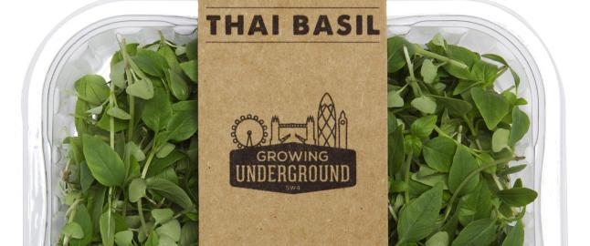 London: Verdens f�rste gartneri under jorda