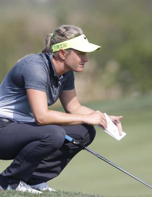Grei start p� ukens LPGA-turnering for Tutta
