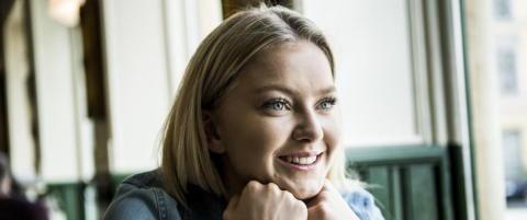 Astrid S om m�tet med Leonardo DiCaprio: - Bare skummelt