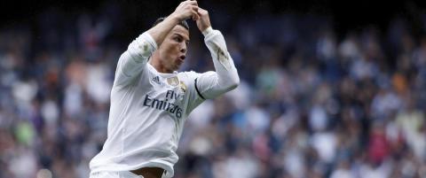Ronaldo verdens 8. mest verdifulle merkevare. Messi ikke p� lista