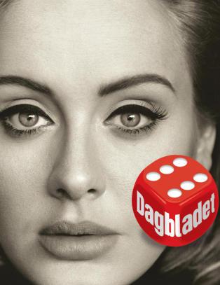 Storsl�tt g�sehud-comeback fra Adele!