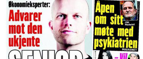 Dagbladet forsinket p� �stlandet