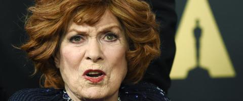 Maureen O'Hara er d�d