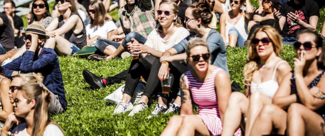 Norges st�rste festivaler �sv�rt skuffa� etter knutepunktordninga fjernes