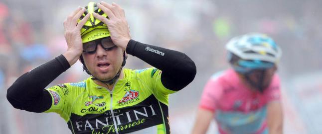 Mauro Santambrogio dopingd�mt for andre gang