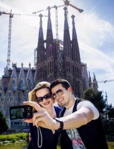 Bygginga av verdens mest kjente kirke g�r inn i siste fase