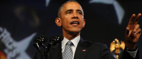 USA sender sine f�rste bakkestyrker til Syria
