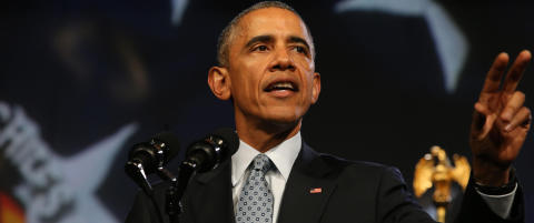 USA sender sine første bakkestyrker til Syria
