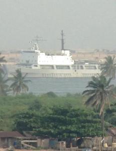 - KNM �Horten� tatt i arrest av den nigerianske marinen