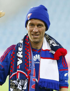 Morten Berre tok farvel med hjemmefansen