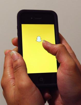 N� kan Snapchat lagre alle bildene dine