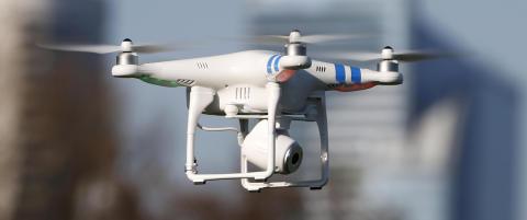 Google vil levere pakker med droner