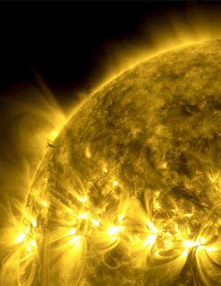 Solstormene skaper bekymring: - Himmelen kan falle ned