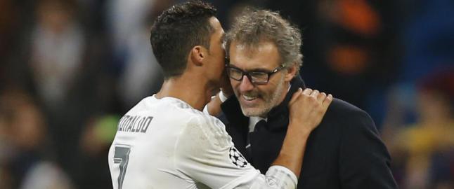Dette Blanc-bildet f�r  Ronaldo-ryktene til � svirre