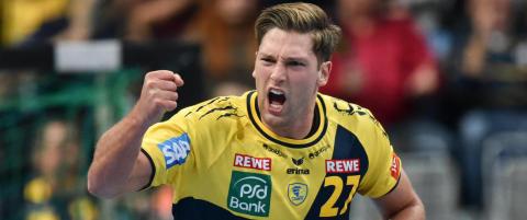 Her er Norges nye h�ndballkomet