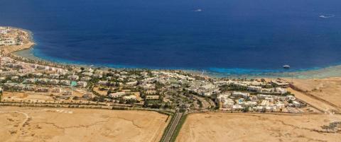Norge har forel�pig ikke innstilt flyvninger fra Sharm el-Sheikh