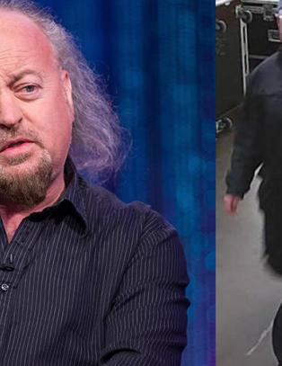 Stjernekomiker fikk frastj�let turn�bilen - la ut bilde av antatt gjerningsmann p� Facebook