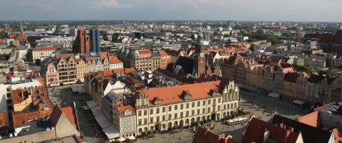 Wroclaw er selve definisjonen p� en hemmelig storbyperle
