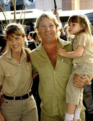 Steve Irwins datter m� bevise overfor retten at faren er d�d