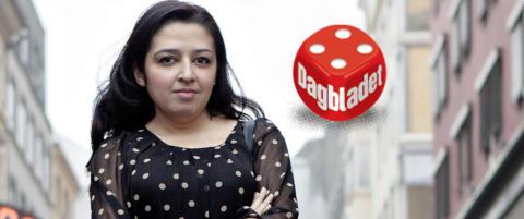 Anmeldelse: Mahmona Khan skriver seg varmere, i brennaktuell spenningsserie